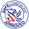 Murray Gibson has been awarded safe contractor status