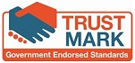 We are pleased to announce we are a trustMark registered Electrical contractor which is a Government Endorsed Standard